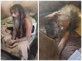Traja súrodenci sa dobrovoľne zavreli doma: VIDEO Strašný pohľad, čo z nich zostalo po 10 rokoch