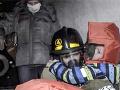 FOTO Tragický požiar v Jekaterinburgu: Zahynulo osem ľudí vrátane sedemročného dievčaťa