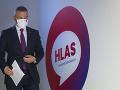 Pellegrini pripúšťa referendovú kampaň pri testovaní: Kolíková rázne namieta
