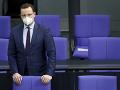 Nemecký minister zdravotníctva Jens