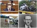 Smrť Dolinaya (†38), nehoda Kollára a mnohé zbytočné tragédie: Rok 2020 na cestách podľa polície