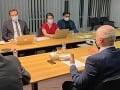 Krajčí sa stretol so zástupcami Slovenskej lekárskej komory: Hovorili o aktuálnych problémoch