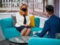 Čaputová v televízii o vážnej téme: Na pretras však prišlo aj jej súkromie! Priznala vášeň z mladosti