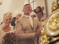 Igor Novosad je už 3 roky ženatý.