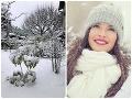Na Orave je pol metra snehu! FOTO Sneženie bude pokračovať: Pozor, na Slovensko udrú až dvojciferné mrazy