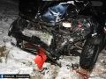 Hrozivé FOTO zrážky pri Trnave: Havarovali tri autá, prvé slová polície o príčine nešťastia