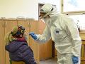KORONAVÍRUS V okrese Nitra bolo v sobotu na testoch viac ako 46-tisíc osôb