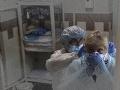 KORONAVÍRUS Ukrajina zaznamenala 7729 nových prípadov infekcie