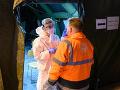 KORONAVÍRUS V okrese Nitra má druhé kolo plošného testovania bezproblémový priebeh