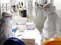 KORONAVÍRUS Účasť na testovaní v Košiciach je oproti minulému týždňu polovičná