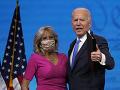 Joe Biden s manželkou Jill