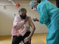 KORONAVÍRUS V Košickom kraji zaočkovali 60 percent klientov a zamestnancov DSS