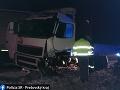 FOTO Tragická dopravná nehoda medzi Prešovom a Kapušanmi: O život prišiel 19-ročný vodič