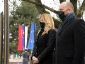 Od tragédie v Hejciach uplynulo 15 rokov: FOTO Prezidentka a minister Naď si pripomenuli nehodu