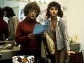 Dustin Hoffman a Geena Davis