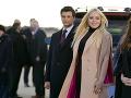 Tiffany Trumpová so snúbencom Michaelom Boulosom