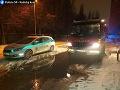 Polícia vyšetruje požiar bytu v Košiciach