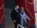 George Bush s manželkou