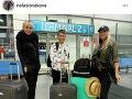 Nela Slováková odletela na rodinnú dovolenku