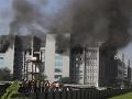 Na stavenisku továrne na výrobu vakcíny proti KORONAVÍRUSU vypukol požiar, zahynulo päť ľudí