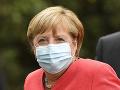 KORONAVÍRUS Merkelová verí, že do konca leta by mohol byť zaočkovaný každý nemecký občan