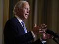 KORONAVÍRUS Biden vyzval ľudí k noseniu rúšok: Veci sa budú naďalej zhoršovať, než sa zlepšia
