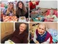 Nádherný projekt Sloveniek: Škatule od ľudí so srdcom na pravom mieste spravili osamelým seniorom radosť