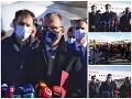KORONAVÍRUS Matovič prichádza na Slovensko: Informuje o sľubovanej pomoci z Poľska
