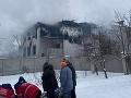Požiar v opatrovateľskom domove na Ukrajine: Polícia už zadržala štyroch ľudí