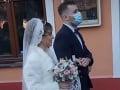 Dominika Stará je už vydatou ženou.