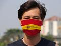 KORONAVÍRUS Španielsko opäť hlási vyše 40-tisíc nových prípadov nákazy