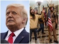 Trumpovi podporovatelia a vzbúrenci z Kapitolu sú zúfalí a sklamaní: Oklamal nás a zapredal!