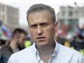Rusko chce vidieť Navaľného na slobode: Tisíce ľudí protestujú, polícia zatýka