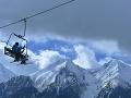 Slováci, pozor na vietor: Potrápi vás na horách v týchto okresoch