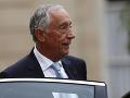 Portugalci si znovuzvolili úradujúceho prezidenta de Sousu