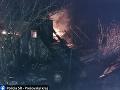 Pri požiari drevenice vo Vyšnom Slavkove zahynul 57-ročný muž