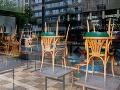 KORONAVÍRUS Majitelia reštaurácií v Grécku odovzdali kľúče štátu na protest proti lockdownu