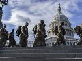Riziko násilností vo Washingtone trvá: Národná garda tam zostane do marca