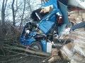 Desivá zrážka pri Zvolene: FOTO Zrazili sa kamióny a auto! Hlásia zranených