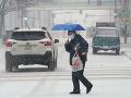 Stredozápad Spojených štátov zasiahlo husté sneženie: Fujavica tak skoro neskončí