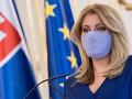 Prezidentka Čaputová: Vysoké tresty za držanie marihuany a záškoláctvo sú na diskusiu