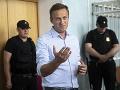 Šéfovia diplomacií G7 odsúdili väzbu Navaľného a zatýkanie demonštrantov