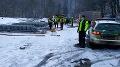 Polícia upozorňuje vodičov: Na ceste medzi Párnicou a Kraľovanmi je obmedzená doprava
