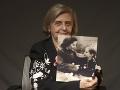 Silný odkaz preživšej holokaustu: FOTO Pandémiu covidu-19 prirovnala k vírusu nenávisti