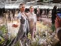 Kate Moss so svojou milovanou dcérou.