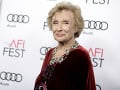 Americká filmová a televízna herečka Cloris Leachmanová