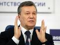 Bývalého ukrajinského prezidenta Viktora Janukovyča obvinili z velezrady