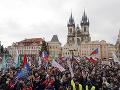 V Prahe sa koná