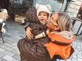 Dominika Cibulková si nepotrpí len na vlastné oblečenie, ale aj na to detské