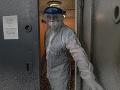 KORONAVÍRUS Ukrajina hlási 3177 nových prípadov infekcie a 79 úmrtí